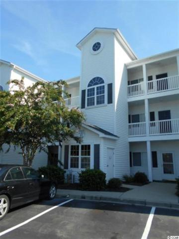 1525 Lanterns Rest Rd #301, Myrtle Beach, SC 29579 (MLS #1816880) :: The Hoffman Group