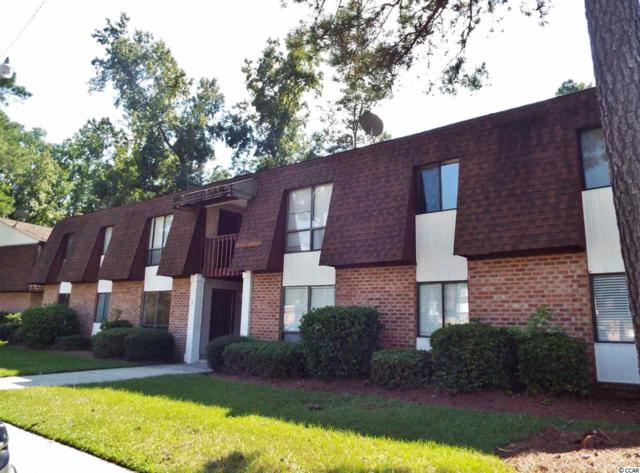 615 Carter Ln. D-4, Conway, SC 29526 (MLS #1816900) :: James W. Smith Real Estate Co.