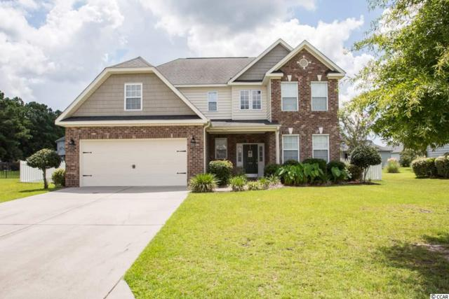 408 Britt Ct., Conway, SC 29526 (MLS #1816908) :: The Litchfield Company