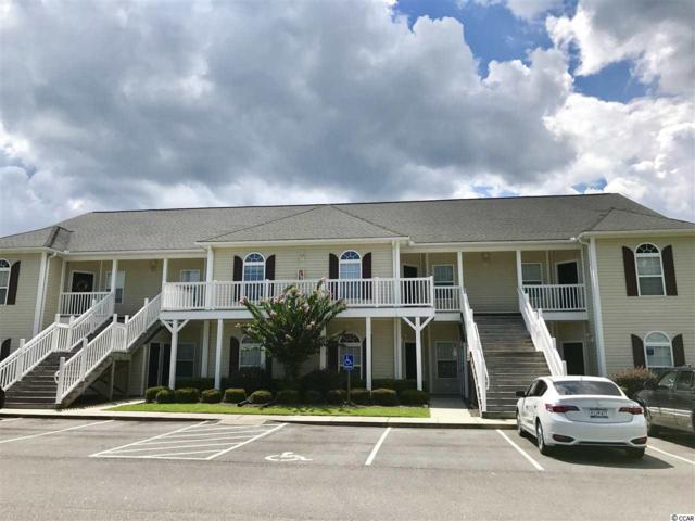 201 Wando River Rd. 8G, Myrtle Beach, SC 29579 (MLS #1816955) :: James W. Smith Real Estate Co.