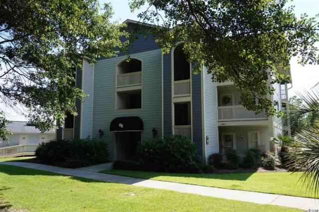 4540 Coquina Harbor Dr. H-6, Little River, SC 29566 (MLS #1816967) :: The Trembley Group
