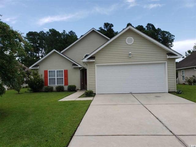 123 Coldwater Circle, Myrtle Beach, SC 29588 (MLS #1816969) :: The Litchfield Company