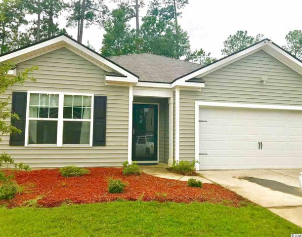 1233 Midtown Village Dr, Conway, SC 29526 (MLS #1817018) :: The Litchfield Company