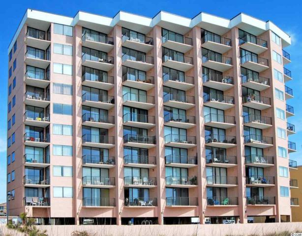 1501 S. Ocean Blvd. #204, North Myrtle Beach, SC 29582 (MLS #1817053) :: James W. Smith Real Estate Co.