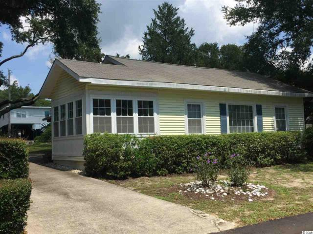 4510 Hedrick, North Myrtle Beach, SC 29582 (MLS #1817064) :: The Litchfield Company