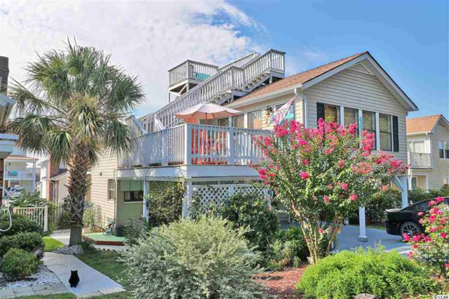909 Strand Ave., North Myrtle Beach, SC 29582 (MLS #1817088) :: The Hoffman Group