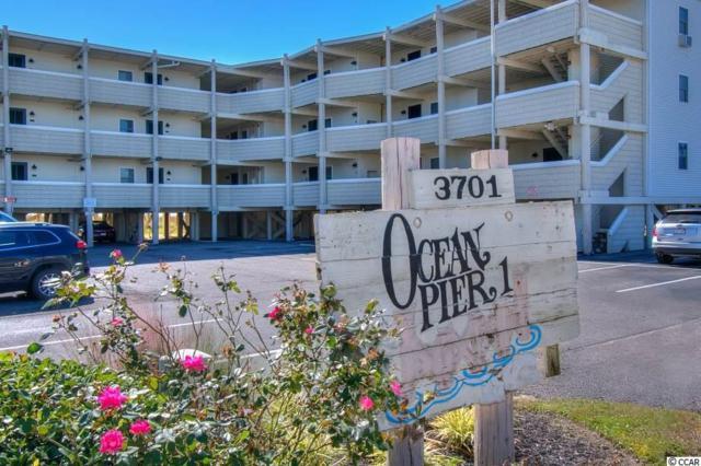 3701 S Ocean Blvd. #104, North Myrtle Beach, SC 29582 (MLS #1817092) :: Myrtle Beach Rental Connections