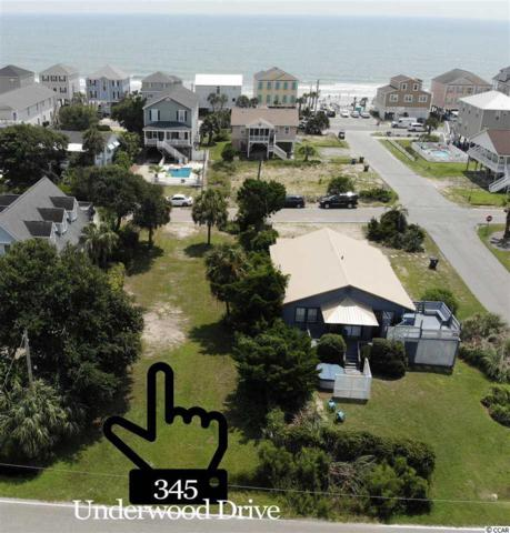 345 Underwood Drive, Murrells Inlet, SC 29576 (MLS #1817138) :: Myrtle Beach Rental Connections
