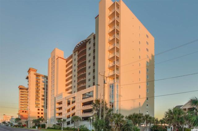 1401 S Ocean Blvd #1006, North Myrtle Beach, SC 29582 (MLS #1817140) :: The Hoffman Group