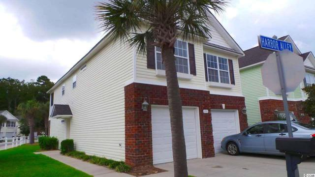 1291 Harbor Aly, Myrtle Beach, SC 29577 (MLS #1817175) :: The Litchfield Company