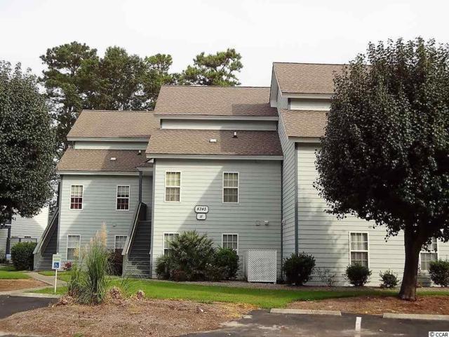 4345 Spa Drive #1102, Little River, SC 29566 (MLS #1817182) :: Myrtle Beach Rental Connections