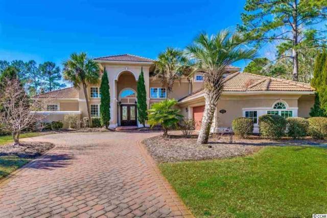 8935 Bella Verde Ct., Myrtle Beach, SC 29579 (MLS #1817184) :: The Hoffman Group