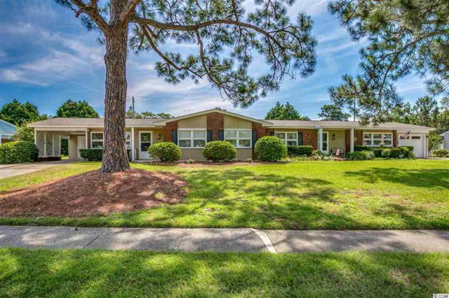 650 Swallow Avenue #650, Myrtle Beach, SC 29577 (MLS #1817198) :: Trading Spaces Realty