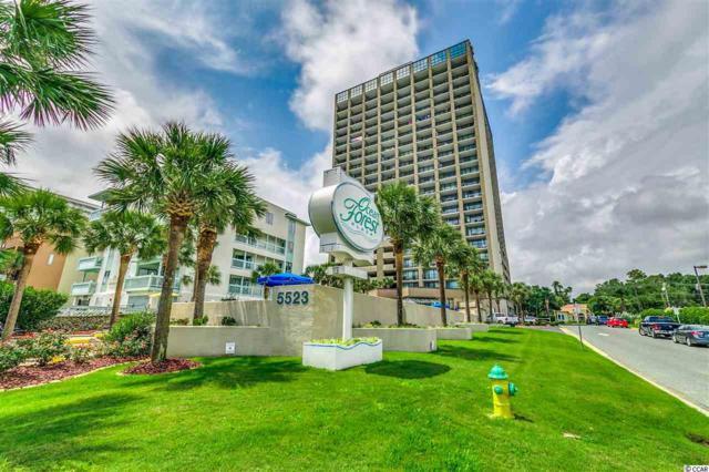 5523 N Ocean Blvd #1001, Myrtle Beach, SC 29577 (MLS #1817210) :: The Hoffman Group