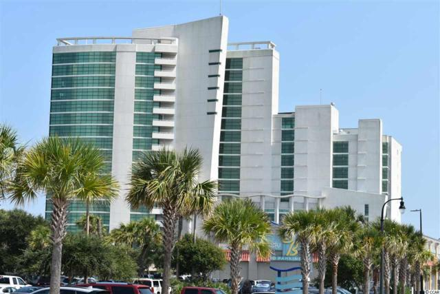 201 S Ocean Blvd. #1019, Myrtle Beach, SC 29577 (MLS #1817221) :: James W. Smith Real Estate Co.