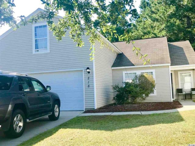 218 Bellgrove Dr., Myrtle Beach, SC 29579 (MLS #1817223) :: The Litchfield Company