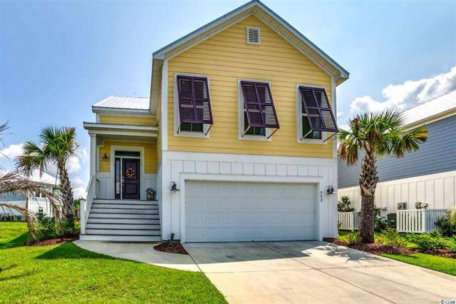 552 Chanted Drive, Murrells Inlet, SC 29576 (MLS #1817224) :: Silver Coast Realty