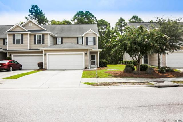 1196 Fairway Lane #1196, Conway, SC 29526 (MLS #1817228) :: The Greg Sisson Team with RE/MAX First Choice