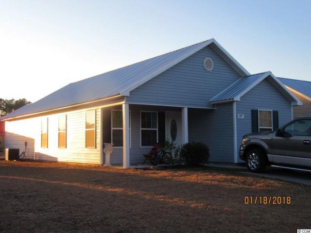 139 Hamilton Way, Conway, SC 29526 (MLS #1817232) :: The Litchfield Company