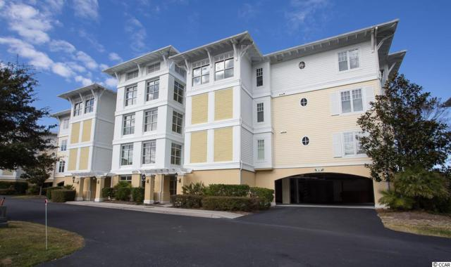 1352 Villa Marbella Court #105, Myrtle Beach, SC 29572 (MLS #1817289) :: The Litchfield Company