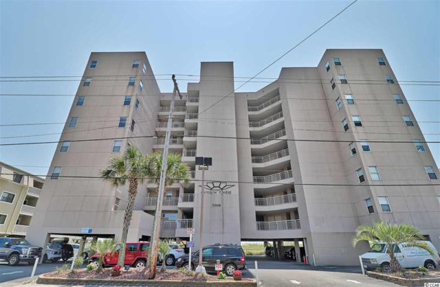5508 N Ocean Blvd #204, North Myrtle Beach, SC 29582 (MLS #1817309) :: The Greg Sisson Team with RE/MAX First Choice