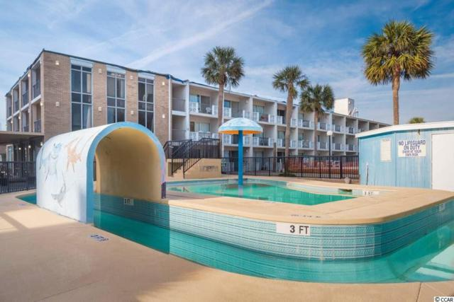 1600 S Ocean Blvd #124, Myrtle Beach, SC 29577 (MLS #1817312) :: The Hoffman Group