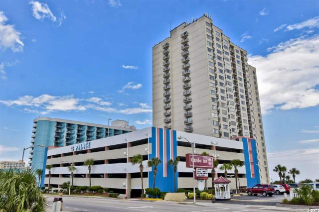 1605 S Ocean Blvd #712, Myrtle Beach, SC 29577 (MLS #1817334) :: Trading Spaces Realty