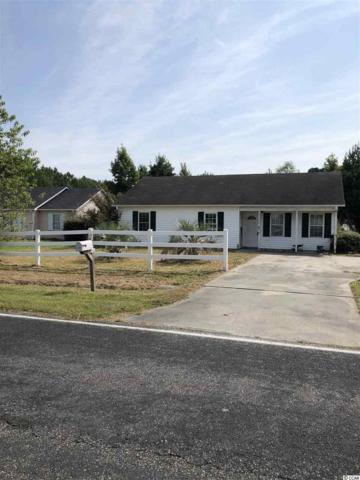 5168 Spring Street, Loris, SC 29569 (MLS #1817335) :: SC Beach Real Estate