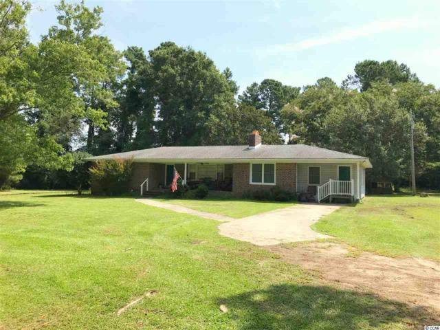 2395 Coates Road, Little River, SC 29566 (MLS #1817342) :: SC Beach Real Estate