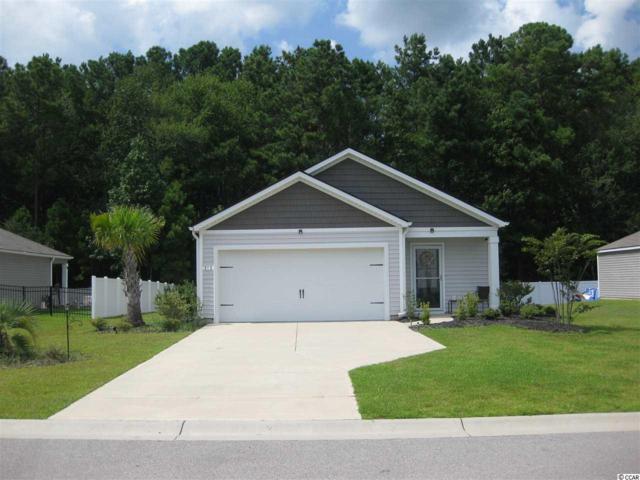 212 N Oak Leaf Drive, Longs, SC 29568 (MLS #1817349) :: The Litchfield Company