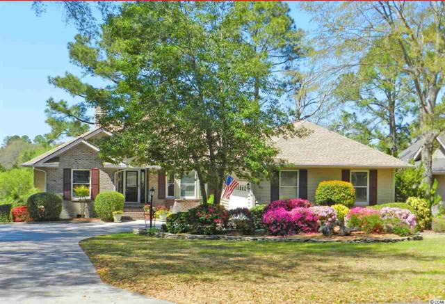 617 SW Kings Trail Dr., Sunset Beach, NC 28468 (MLS #1817366) :: The Hoffman Group