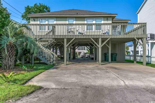 335 54th Ave N., North Myrtle Beach, SC 29582 (MLS #1817376) :: The Hoffman Group