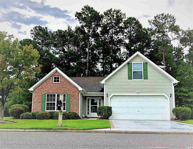 317 Barclay Drive, Myrtle Beach, SC 29579 (MLS #1817387) :: The Litchfield Company