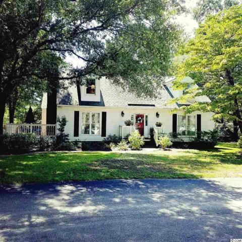 851 Sawmill Road, Murrells Inlet, SC 29576 (MLS #1817393) :: The Hoffman Group