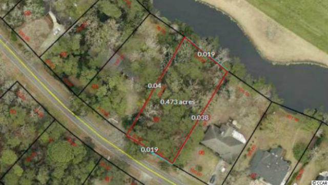 Lot 95 Aspen Loop, Pawleys Island, SC 29585 (MLS #1817397) :: The Hoffman Group