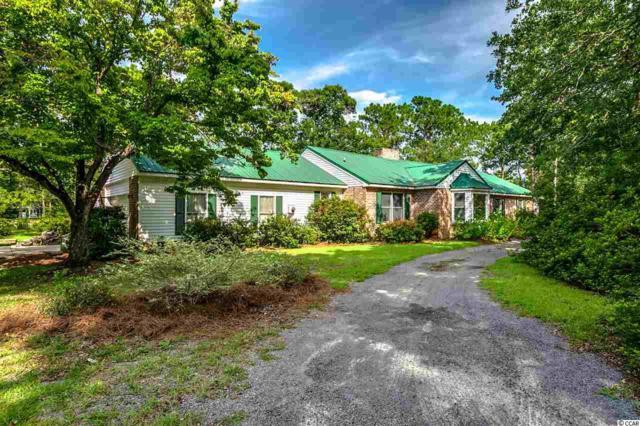 172 Keithland Drive, Pawleys Island, SC 29585 (MLS #1817403) :: The Hoffman Group