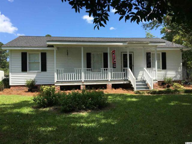 106 Holland Street, Hemingway, SC 29554 (MLS #1817408) :: The Litchfield Company