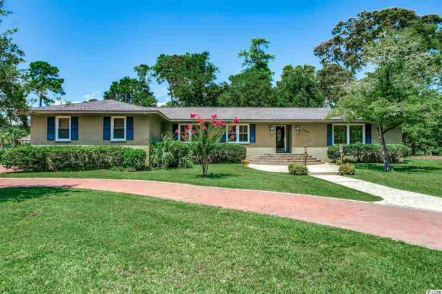 1502 Magnolia Dr, North Myrtle Beach, SC 29582 (MLS #1817422) :: SC Beach Real Estate