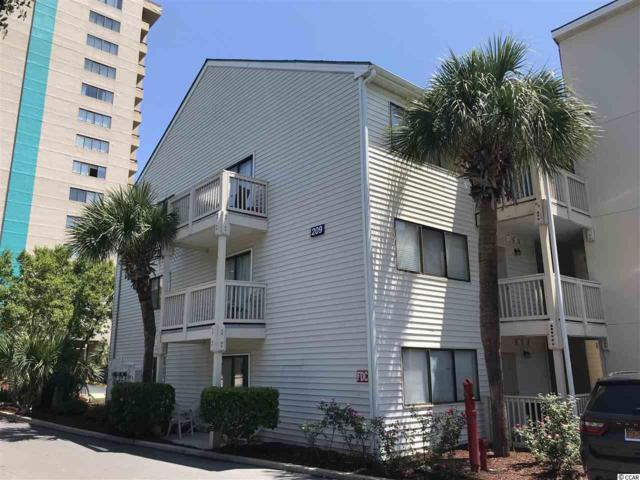 209 75th Ave N 5308-5309, Myrtle Beach, SC 29572 (MLS #1817439) :: The Greg Sisson Team with RE/MAX First Choice