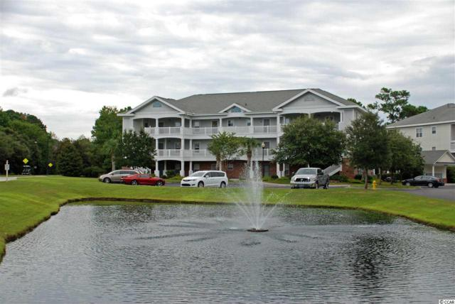6015 Catalina Dr #122, North Myrtle Beach, SC 29582 (MLS #1817461) :: Silver Coast Realty