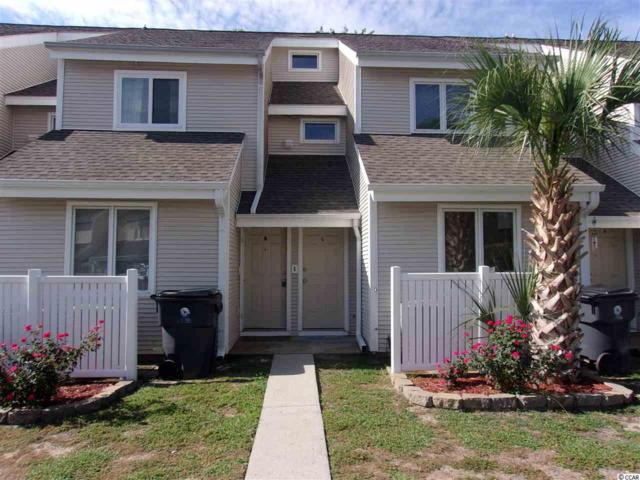 700 Deer Creek G, Surfside Beach, SC 29575 (MLS #1817490) :: The Litchfield Company