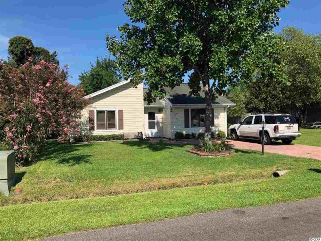 41 Indian Oak, Surfside Beach, SC 29575 (MLS #1817507) :: Myrtle Beach Rental Connections