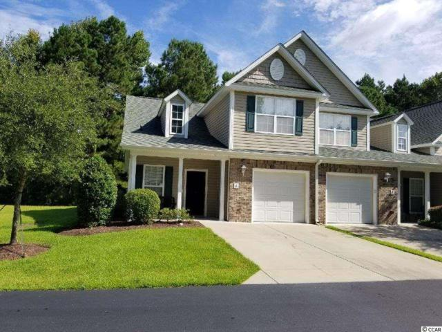 759A Painted Bunting Drive 54A, Murrells Inlet, SC 29576 (MLS #1817509) :: The Litchfield Company