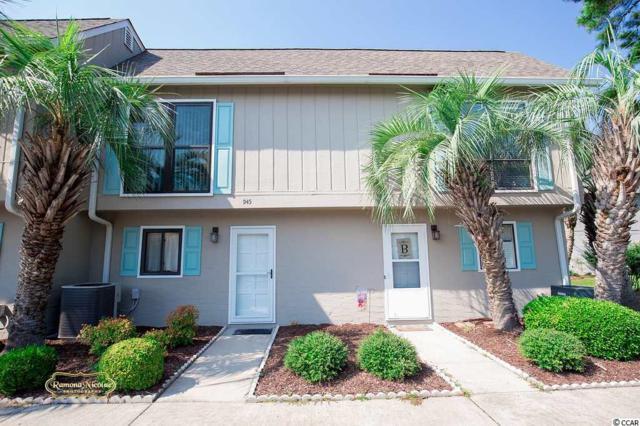 945 Villa Dr #945, North Myrtle Beach, SC 29582 (MLS #1817539) :: The Litchfield Company