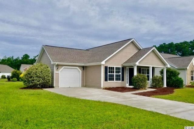 613 Locke Ct, Murrells Inlet, SC 29576 (MLS #1817601) :: The Litchfield Company