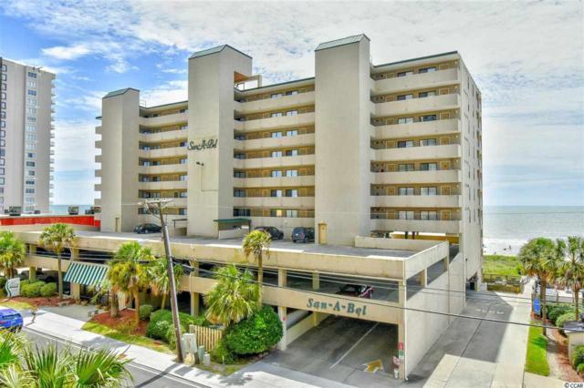 1709 S Ocean Blvd #315, North Myrtle Beach, SC 29582 (MLS #1817609) :: The Litchfield Company