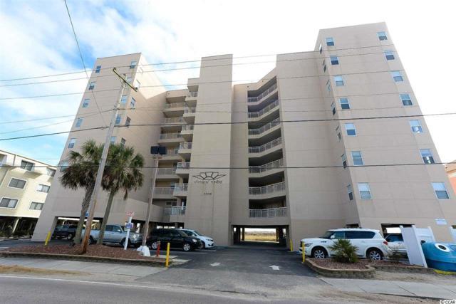 5508 N Ocean Blvd. #201, North Myrtle Beach, SC 29582 (MLS #1817627) :: The Hoffman Group