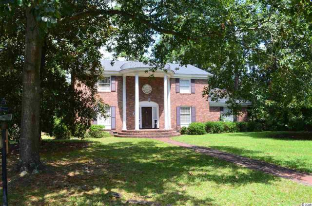 1502 Oconee Ave, Conway, SC 29527 (MLS #1817645) :: The Litchfield Company