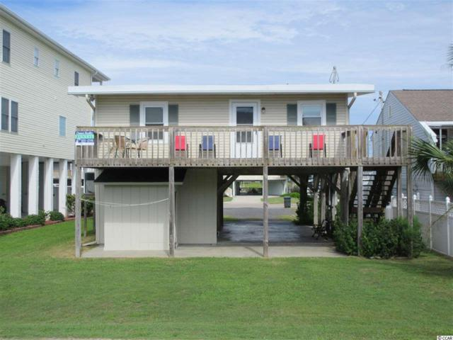 225 S Dogwood Drive, Garden City Beach, SC 29576 (MLS #1817686) :: The Homes & Valor Team