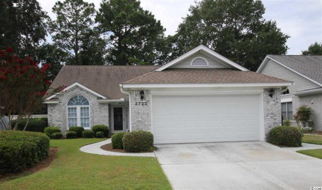 4722 Bermuda Way, Myrtle Beach, SC 29577 (MLS #1817692) :: The Greg Sisson Team with RE/MAX First Choice